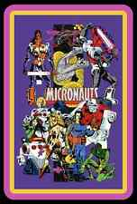80's Classic Toy Line The Micronauts custom tee Any Size Any Color