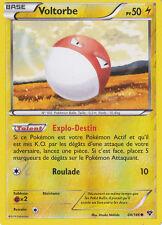 Voltorbe Reverse - XY - 44/146 - Carte Pokemon Neuve - Française