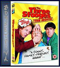 THE THREE STOOGES - THE MOVIE-Sean Hayes & Will Sasso  *BRAND NEW DVD *