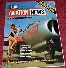 Aviation News 16.15 Nakajima,Spitfire,Mi-24,Lancaster,Walrus