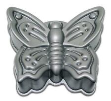 """Nordicware 10"""" BUTTERFLY 10 Cup CAKE PAN *Spring GARDEN Lovers HEAVY Cast - *NEW"""