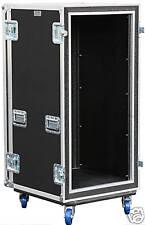 "28 space Ata Shock Rack Case 3/8"" w/ Front & Rear Rails"