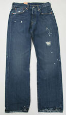 Levis 501 Premium # 045010405 32X34 Made In USA  Selvedge Denim Levi's