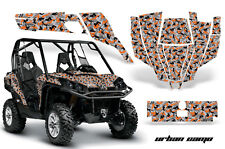 CanAm Commander 800/1000 Graphic Kit Wrap AMR Racing Decal Parts Accessories UBC
