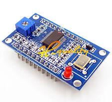 2pcs AD9851 DDS Signal Generator Module 0-70 MHz 2 onde sinusoïdale et onde carrée 2