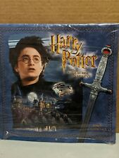 Vintage 2003 Harry Potter Chamber of Secrets Calendar Still in Package Very Rare