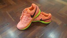 Nike Vapor Tennis Shoes Hi Vis Glow Lava - Size US 10