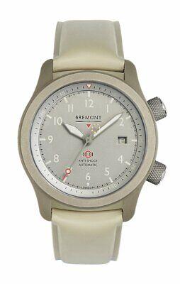 AUTHORIZED DEALER Bremont MB SAVANNA 43mm Titanium Automatic Chronometer Watch