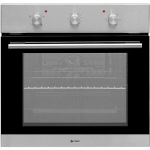Caple C2230 69 Litre Electric Single Fan Oven - Stainless Steel C2230 - A Rated
