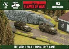 M3 Halftrack (Plastic 2-Set) Battlefront Miniatures