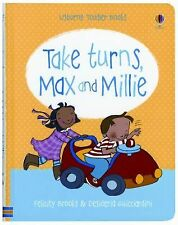 Take Turns, Max and Millie (Toddler Books)