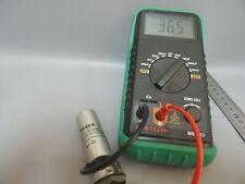 Tesla Tc521/32M Old Power Electrolytic Capacitors Klangfilm 32uF 450V-500V