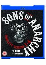 Sons of Anarchy - Season 1-4 [Blu-ray], Very Good DVD, Maggie Siff,Mark Boone Ju