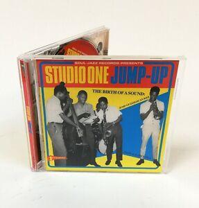 Studio One - Jump Up - Basil Gabbidon Derrick Morgan Neville Esson - Music CD
