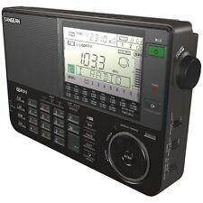 Sangean Longwave Shortwave Professional World Band AM FM RDS Receiver Dual Alarm