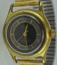 ANKER 21 Rubis - Handaufzug / Armbanduhr / Edelstahl - vergoldet