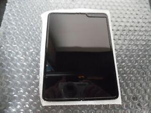 Samsung Galaxy Fold 5G - 512GB - Space Silver (Unlocked) open box