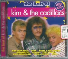 Kim & The Cadillacs. The Best of (1999) CD NUOVO SIGILLATO Twist and Shout. Hurt