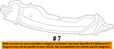 CHRYSLER OEM 15-16 300 Radiator Core Support-Front Shield 68227211AC