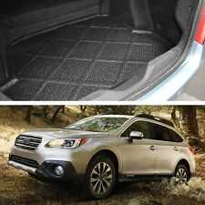 Waterproof Car Boot Cargo Trunk Mat Liner Tray Fit for Subaru Outback 2015-2016