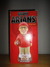 BRUCE ARIANS Promotional SGA YORK REVOLUTION GNOME w Box *NEW* Arizona Cardinals