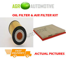 PETROL SERVICE KIT OIL AIR FILTER FOR VAUXHALL ASTRA GTC 1.6 179 BHP 2011-