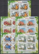 V407. Burundi - MNH - Nature - Mushrooms