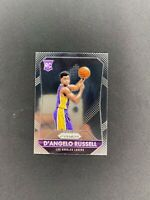 2015-16 Panini Prizm D'ANGELO RUSSELL Base Rookie RC #322