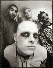 THE PRODIGY KEITH FLINT POSTER PAGE . FIRESTARTER SMACK MY BITCH UP . Y60
