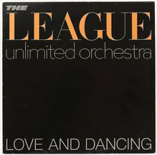 Love And Dancing  The League Unlimited Orchestra Vinyl Record