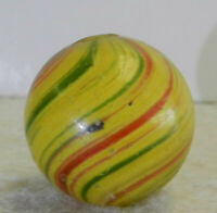 #12697m .87 Inches German Handmade Onionskin Shooter Marble