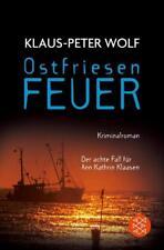 Ostfriesenfeuer: Ann Kathrin Klaasen 8. Fall - Klaus-Peter Wolf - UNGELESEN