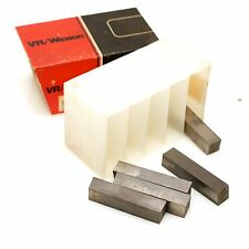 VR//Wesson Cermet VNMA 432E VR65 Rhomboid Ceramic Cutting Inserts Pack of 4