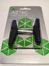 Aztec Control Cantilever Brake Blocks, Black