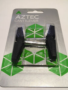 AZTEC CONTROL ROAD CALIPER ALL WEATHER LONG LIFE BRAKE BLOCKS PBA2300 PAIR