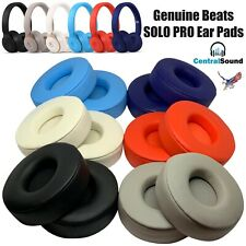 Genuine Beats SOLO PRO Wireless Headphones Replacement Ear Pad Cushion Parts