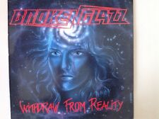Broken glass withdraw from reality lp vinile