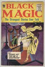Black Magic Volume 7 #4 September 1960 G/VG