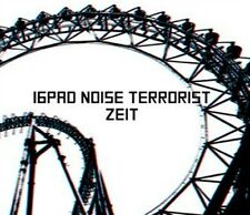16PAD NOISE TERRORIST Zeit [first ltd.edition] CD 2014 HANDS