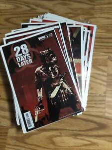 28 Days Later #1-24(missing #22) Comic Lot - Boom! Studios