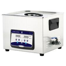 Ultrasonic Cleaner Skymen Stainless Steel Industry Digital Control 15L JP-060S