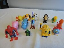 Vintage Bandai & Misc. Brands Wind Up Toys Lot of 13