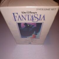 Factory sealed Walt Disney's Fantasia Movie Soundtrack - 2 Audio Cassette Tapes