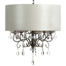 DARCIE HANGING CHANDELIER - HANG FROM THE CELLING IN A DINING OR LIVING ROOM