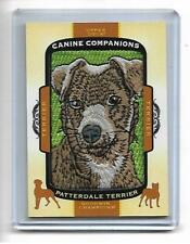 2018 Patterdale Terrier Ud Canine Champions Patch