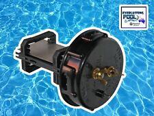 Auto Chlor Mini Spa Chlorinator Salt Pool Cell Bayonet Cap Wing Nut Terminals AU