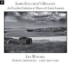 CD de musique folk celtique sur album