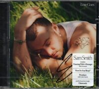 Sam Smith Autograph - Love Goes - CD Signed - New & Sealed - AFTAL