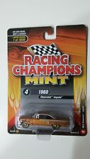 Racing Champions Mint 1960 Chevrolet Impala Release 2  Gold Chase