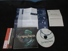 Jansen Barbieri Takemura Changing Hands Japan CD w OBI Promo Copy Raintree Crow